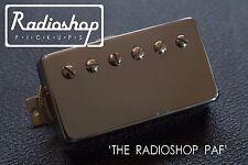 'The Radioshop PAF' Handwound Humbucker Set by Radioshop Pickups