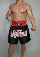 "Used Boxing Satin ""Kombat Gear"" Shorts"