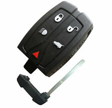 5 buttons fob Key 433mhz Keyless Fit For Land Rover Freelander 2 with Electronic