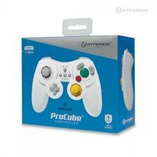 Mando Blanco ProCube Wireless Compatible Wii U ( Nuevo )