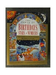 The Power of Birthdays Stars and Numbers by Geraldine Sullivan Book The Fast