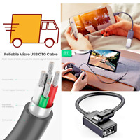 OTG Adaptateur Micro USB Femelle vers USB 2.0 Host Câble OTG Micro USB Samsung