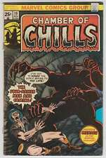 L5534: Chamber of Chills #19, Vol 1, F/F+ Condition