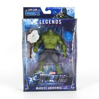 Marvel Legends Avengers Infinity War Endgame incredible Hulk Action Figure Toy
