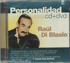 CD / DVD Raul Di Blasio CD Personalidad 15 Tracks & 9 Videos BRAND NEW