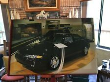 2004 OLDSMOBILE ALERO FINAL 500 LANSING END IS NEAR 12X18 IN PHOTO POSTER