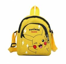 Pokemon Pakewon Pikachu Cross Body Bag