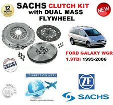 FOR FORD GALAXY WGR 1.9 TDi CLUTCH KIT 1995-2006 with DUAL MASS FLYWHEEL & BOLTS
