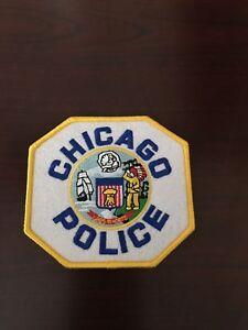 Chicago Police Shoulder Patch