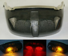 Tail Brake Turn Signals Integrated Light Smoke Fit 1998 1999 2000 YAMAHA YZF R6