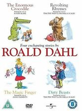 Four Enchanting Stories By Roald Dahl Brand New Sealed DVD