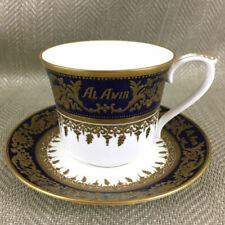 Tea Cup & Saucer Victorian British Porcelain & China