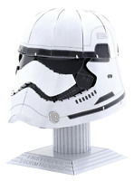 Star Wars Helmet Collection – First Order Stormtrooper Metal Earth 3D Laser C...