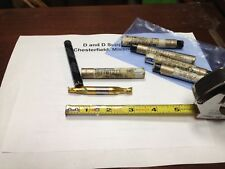 """Weldon COBB328-2, 21/64"""" 2FL, CC, M42 Cobalt, Double End Mill, USA, 81701211"""