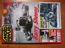 $$ Revue Moto Revue N°3559 Barry Sheene  Honda CB 600 F  Fazer 1000  Bougie