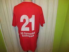 SG Sonnenhof Großasbach uhlsport Matchworn Trikot + Nr.21 + Handsigniert Gr.XL