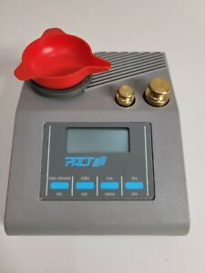 PACT Digital Precision Powder Reloading Scale [works] missing charger