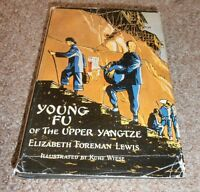 Young Fu of the Upper Yangtze by Elizabeth Foreman Lewis 1932