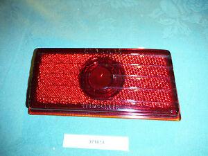 1941-46 Packard Clipper Taillamp Glass Lens 371614 NOS