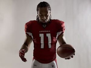 {24 inches X 36 inches} Larry Fitzgerald Poster #1 - Free Shipping!