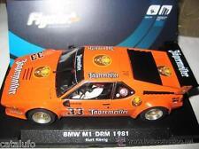 Flyslot BMW M1 DRM 1971 KURT KONIG   Ref. 051104  Nuevo new  1/32
