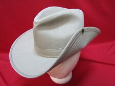 Bailey USA Rover Fishing Safari Outback Hat w/Button-Snap Side Beige Medium