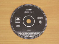 Demo One PS1 PlayStation PAL PBPX 95007