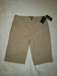 Hurley Nike Dri-Fit Khaki Shorts, Boys 20. $35 MSRP