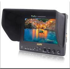 "7"" 16:9 MONITOR LILLIPUT 663/O INGRESSO / USCITA HDMI IDEALE PER REFLEX DIGITALI"