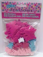 Markenlose mehrfarbige Bastel-Sticker & Stickerbögen