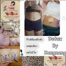 5x 10 Cap Thai Herbal Detox Diet Pills Slim Weight Loss Natural Herb Burn New