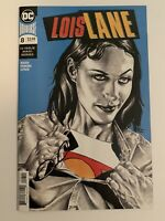 LOIS LANE #8 DC COMICS - 1st Appearance Kiss of Death - First Print - NM 9.6
