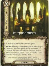 Lord of the Rings LCG - 1x the White Council #010 - The Dunland Trap