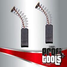 Escobillas carbones motor cepillos para Bosch Electronic taladradora GSS 28 a
