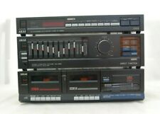 Vintage Retro AKAI AM-A200 Amplifier Equalizer HX-A300W Tape AT-A200L Tuner GWO
