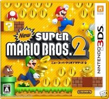 Used 3DS New Super Mario Bros. 2  NINTENDO 3DS JAPANESE  IMPORT