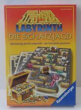 Ravensburger Labyrith Die Schatzjagd - NEU NEW - Eingeschweißt