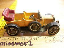 1911 Daimler Models of Yesteryear diecast vintage metal car England Lesney