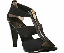 Women's Open Toe Block Heels