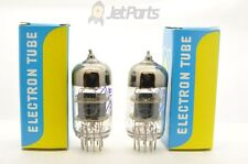 2 x 6N23P-EV = E88CC = 6DJ8 = ECC88 TUBES MATCHED PAIR! NOS!  BOXED! LOOK! 1970s