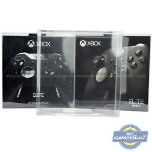1 x Xbox One Elite Controller BOX PROTECTOR Strong 0.5mm Plastic DISPLAY CASE