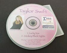 Rare Taylor Swift Demo CD