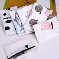 Creative Snacks Print Coin Purse Wallet Money Bag Change Pouch Key Holder QP