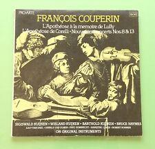 Francois Couperin Apotheosis; Nouveaux Concerts 2 x LP US 1981