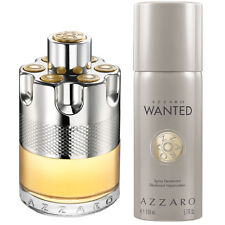 Azzaro WANTED edt 100ml Spray + Deodorante Spray 150ml Confezione Regalo
