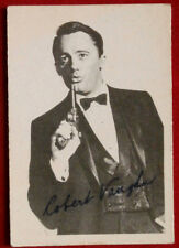 THE MAN FROM UNCLE - Robert Vaughn, Napoleon Solo, A & BC Ltd, Card #06, 1965