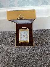 Kundo Small Carriage Clock