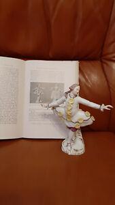 Höchst  Porzellanfigur - Menuettänzer- Entw:Johan Friidrich Luck um 1760 RAR