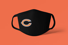 NEW Face Mask - NFL Chicago Bears - 93.6% PFE! - Eco