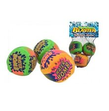 Set of 3 Splash Balls/water Bombs Hydrostorm Blaster Approx 7cm UK SELLER